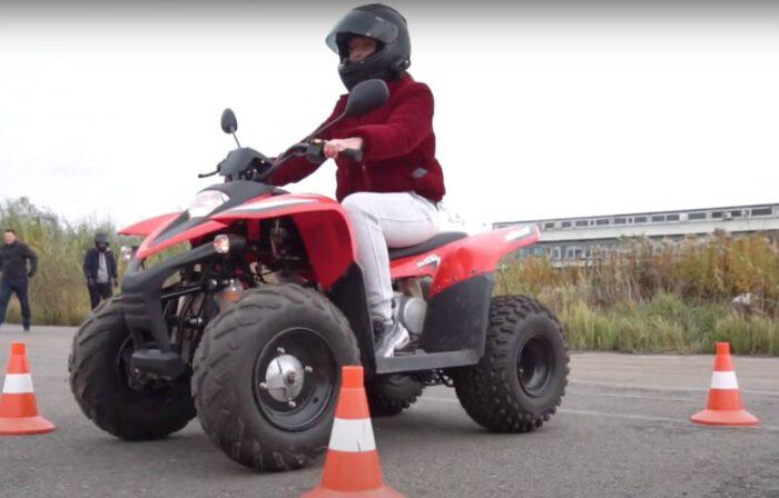 Квадроцикл 1