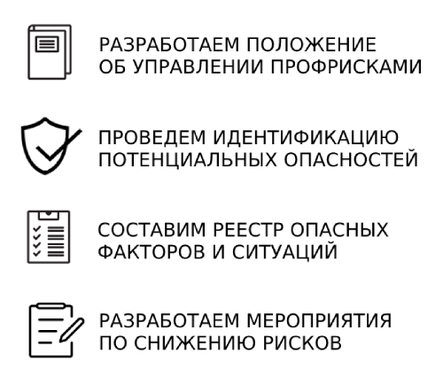 оценка профессиональных рисков в Москве и Московской области
